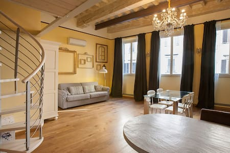 A  Loft For You in The Center of Florence