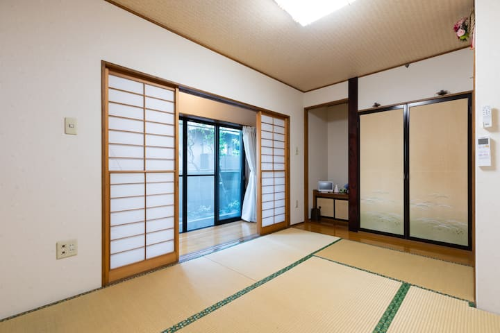 Japanese traditional room in Kawasaki /near Haneda