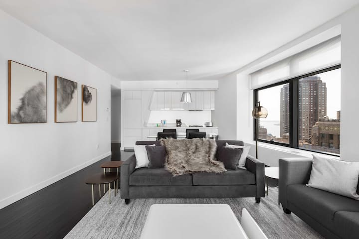 Superb 1 Bedroom in The W Residences Downtown