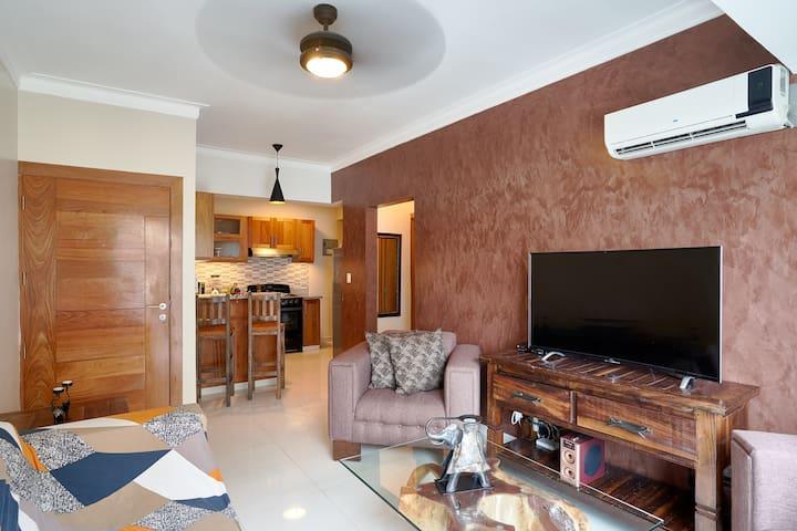 Beautiful apartment at Bella Vista