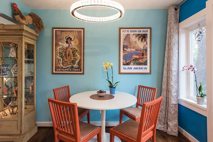 Cozy oasis unit in the heart of Arlington