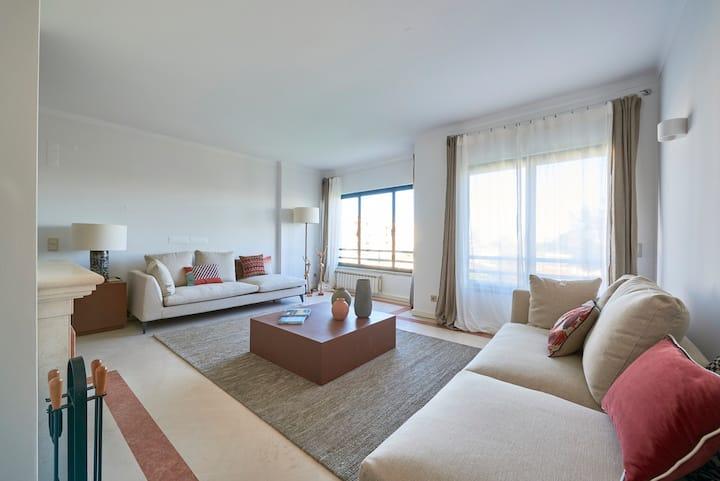 Exclusive Apartment @ Parque Europa, Campo Grande