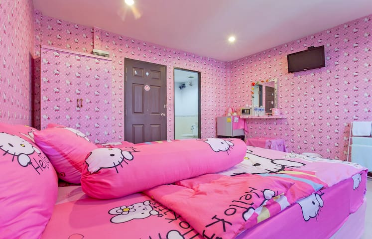 Superior Double room ( Kitty 2)