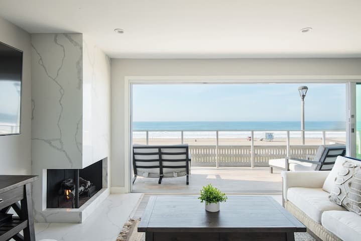 Dream Beach Home, Amazing Sunsets, The Strand