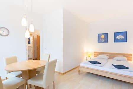 Cozy apartment no. 4 in calm area