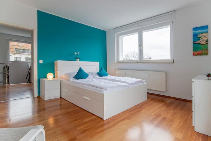 Apartment  mit Wohnflair