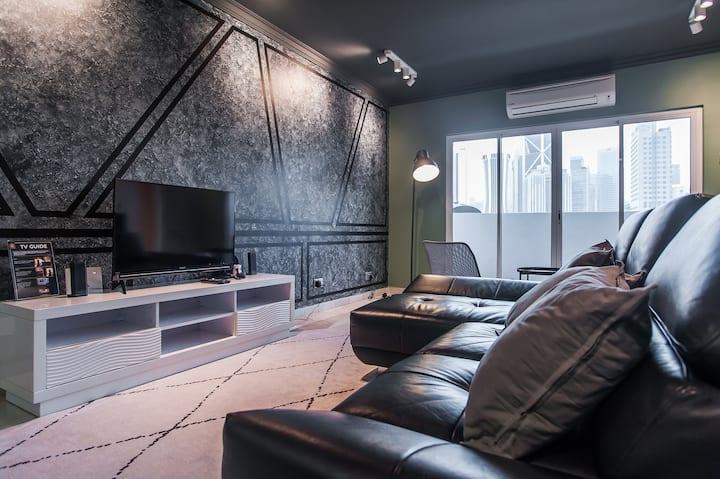 Modern Luxury Artistic Condominium | KLCC