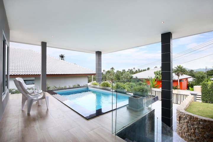 🌴 CocoHill 🌴 - The Tropical Garden Pool Villa