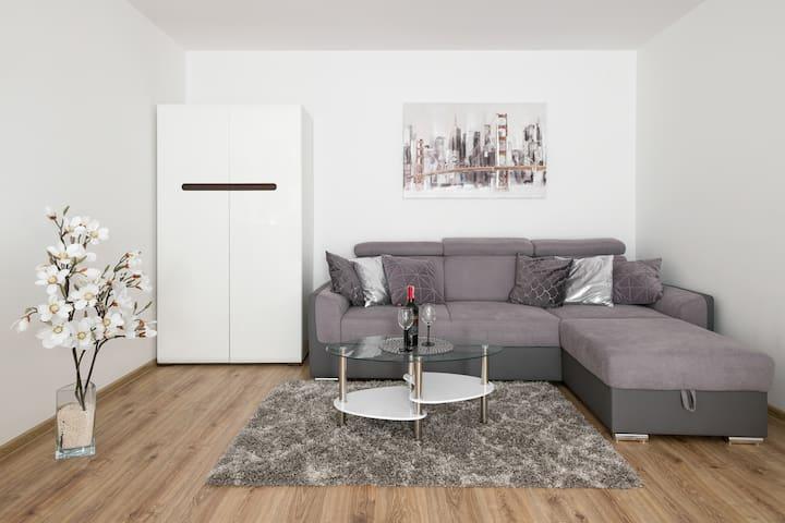 Apartment ROYAL DELUX  2 pokoje śródmieście 4 os