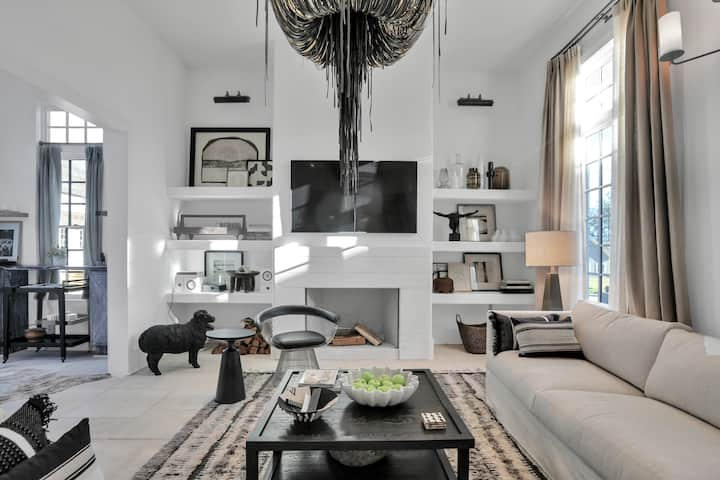 The Serenbe Manor Home Luxury Retreat