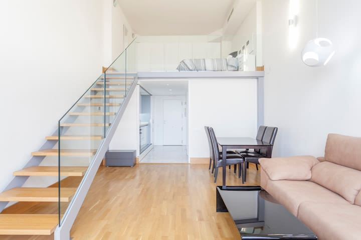 Apartment in Valencia - Free parking
