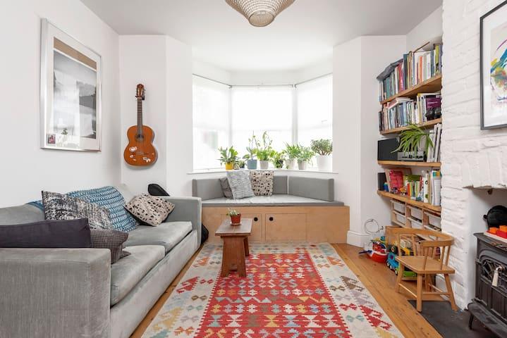 Comfortable family home in Easton/Greenbank