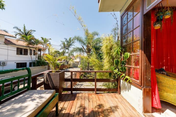 Boho Style Apartment!