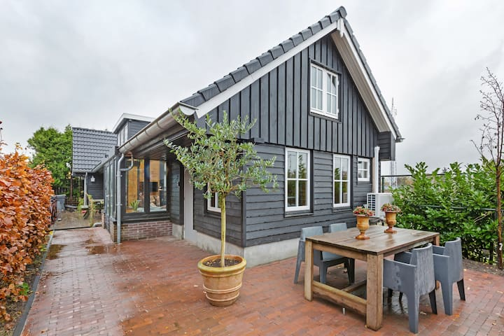 New !!!  Dutch wooden house close to Amsterdam
