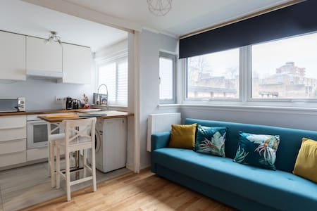 Cosy, peaceful gem in the heart of Shawlands.