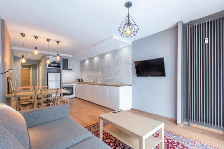 Appartement NEUF - 6 Personnes - La Clusaz