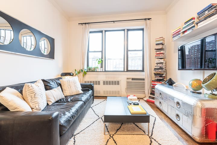 Large and Sunny One Bedroom in West Village.