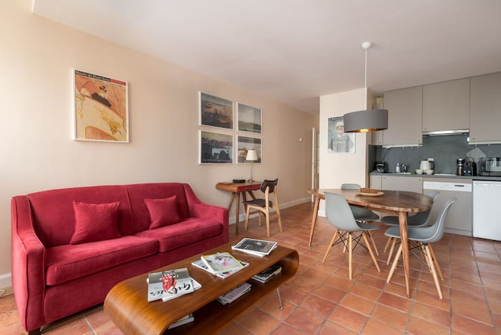 1th - Idyllic&Cosy 50m2 Apt In The Heart of Paris