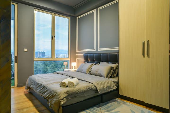 Classy Luxury Condominium   Bukit Bintang, KLCC