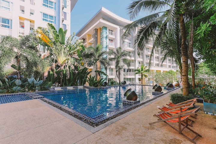 Phuket Royal Place 7th floor good location in town