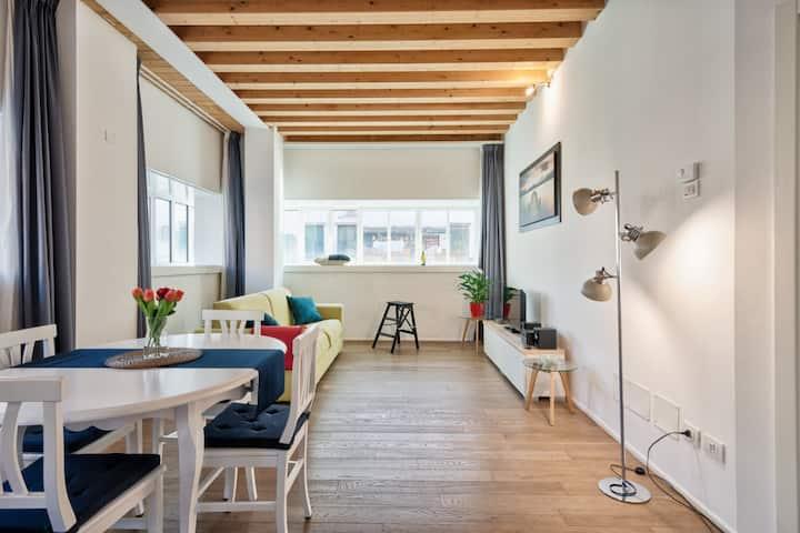 Apartment La Centrale-  Spacious and quiet