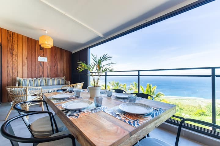 Ocean Sunset - Luxury condo with fantastic view