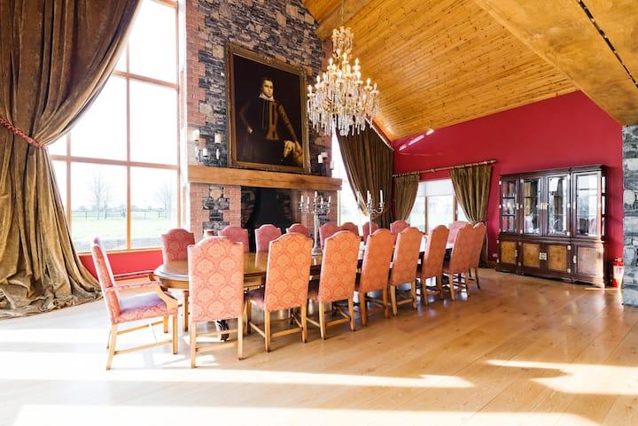 Luxury Living In Dublin's Countryside