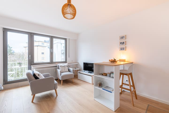 Stylish studio near city center