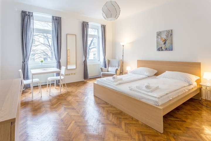 Modern apartment perfectly based to explore Vienna
