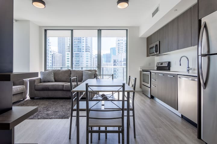 Luxury Condo in Heart Of Downtown Miami