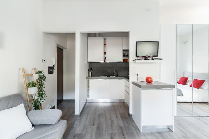 Bella Cernobbio - my suite in the center