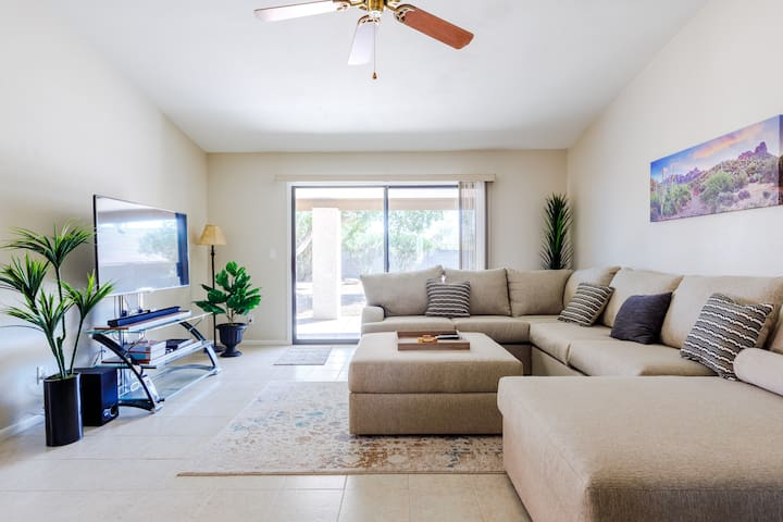 South Scottsdale - Great Location and Neighborhood