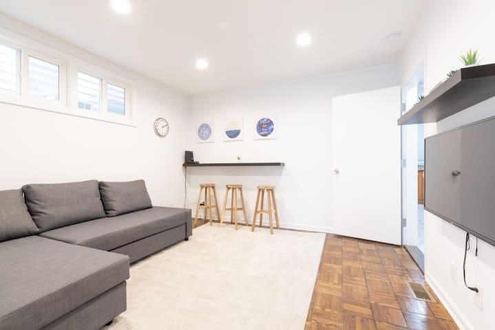 Easy/DowntownNYC/EWR Modern Apartment ! Beautiful