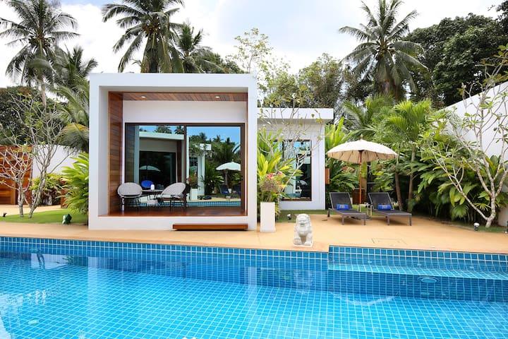 Zee Phangan -  Pool Access One Bedroom Villa