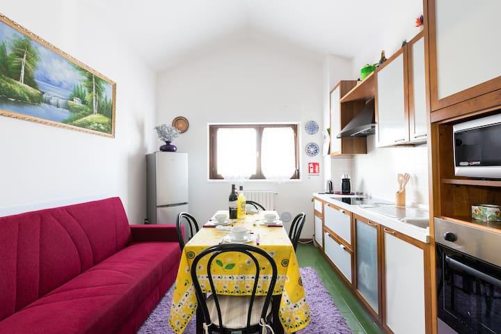 Casa vacanze NIDO DI STELLA ZANICA BERGAMO