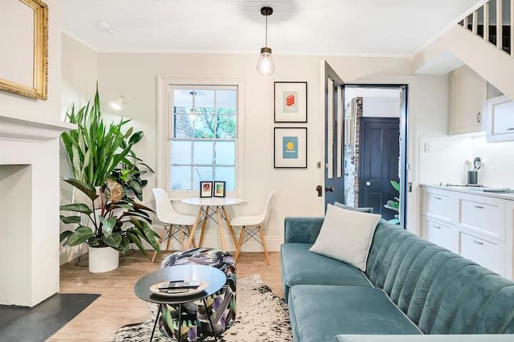Garden Apartment in Surry Hills Heritage Terrace