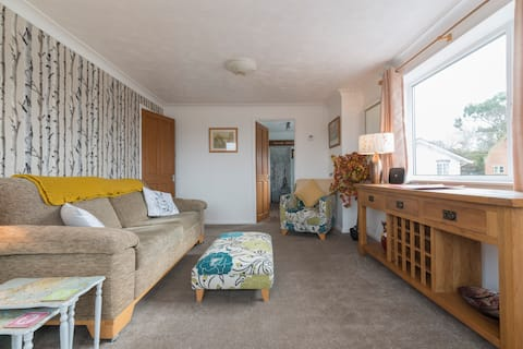 River view apartment  horning Norfolk Broads.