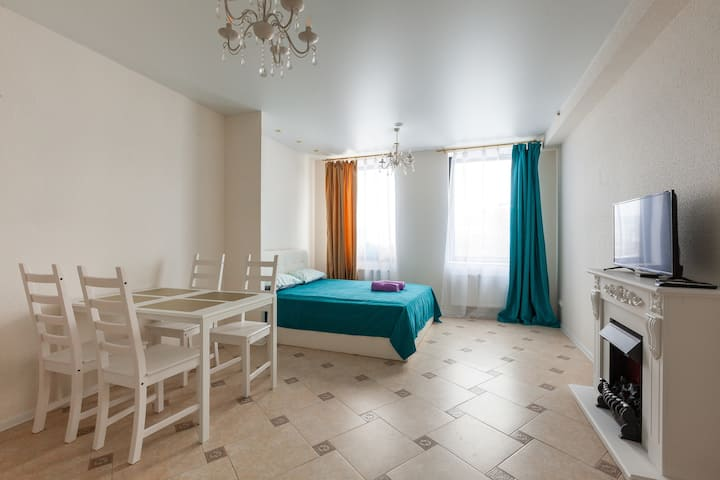 New apartment, center, 5 min from metro