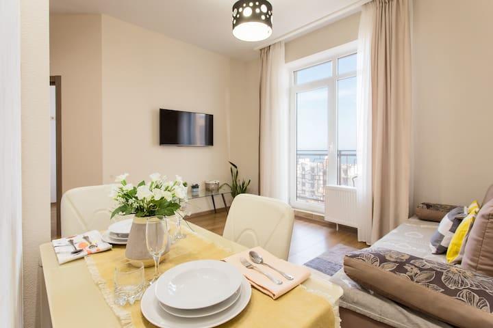 Favorite sea apartment