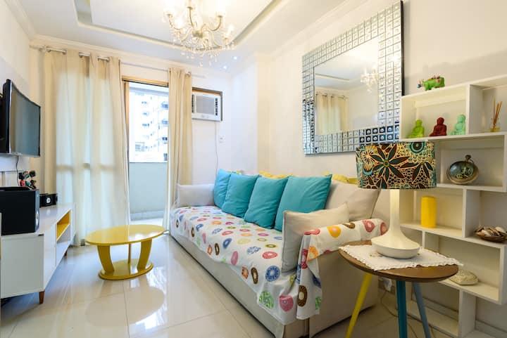 Apartamento para se apaixonar  em  NITEROÍ
