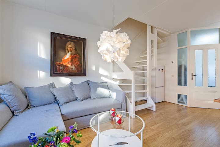 Clean private house in Medieval Center of Muiden