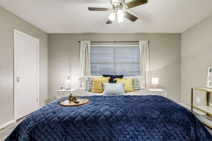 Clean and Safe! Save 20% @ 7 days-Private Apt