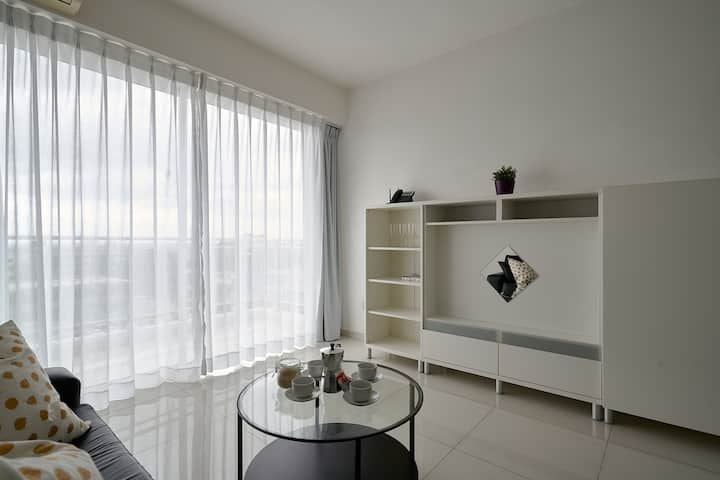 Comfy One BR Apartment - SDQ