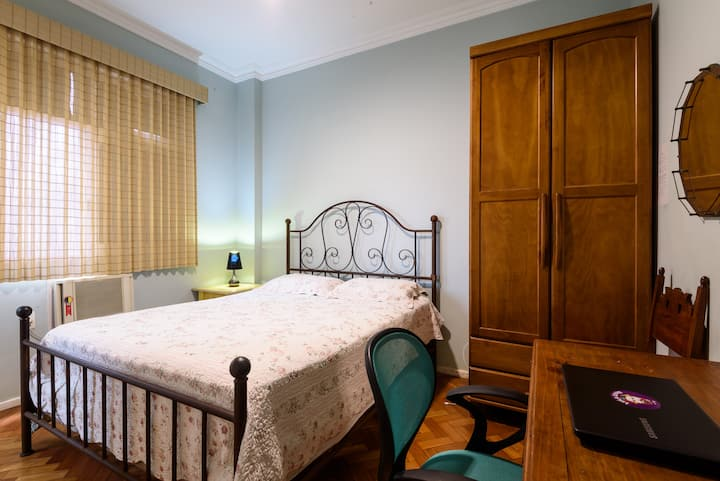 Suite in a shared apartment, best of Copacabana