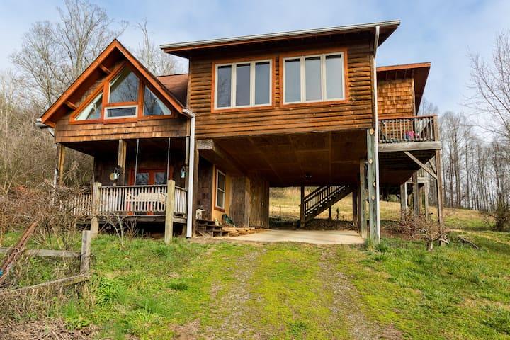 Sharon Spring Cabin and Mini Spa