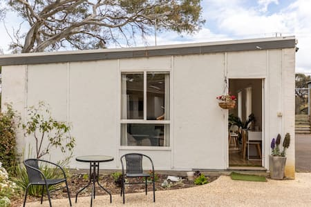 Self contained guest house  separate and private.