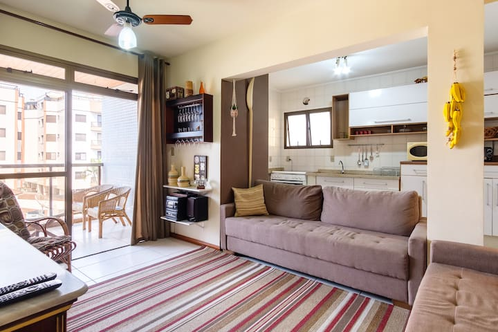 Apartamento para temporada em Ubatuba