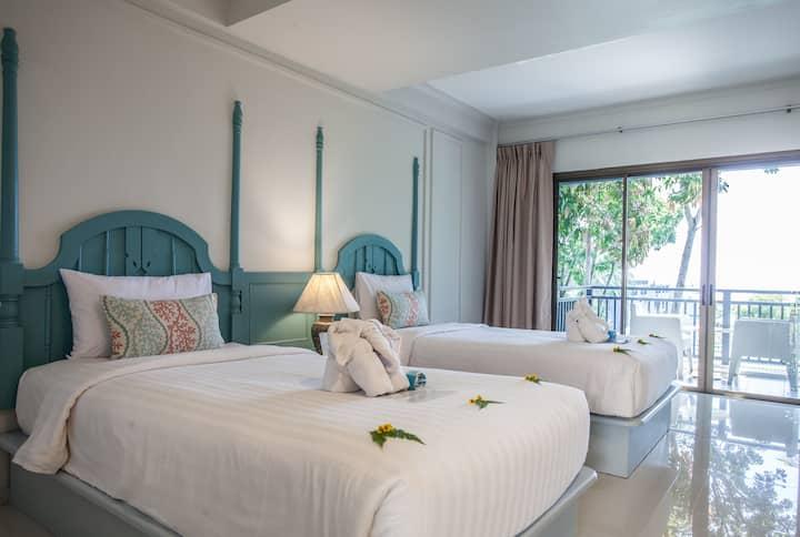 Deluxe Room at Ao Nang beach