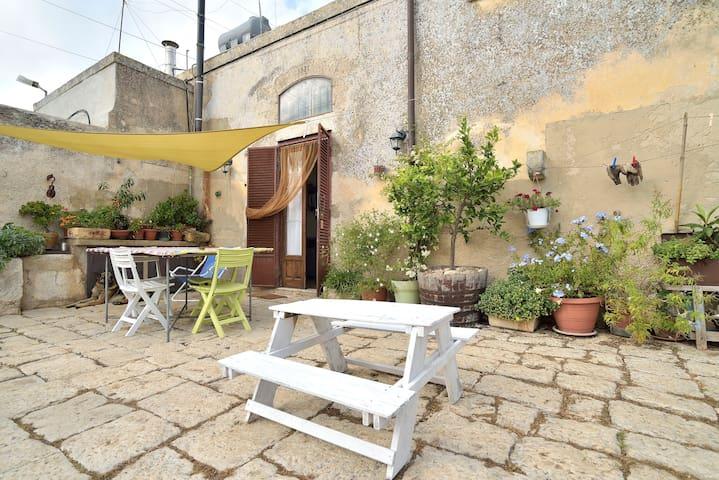 SICILIAN COUNTRY HOUSE REAL FARM
