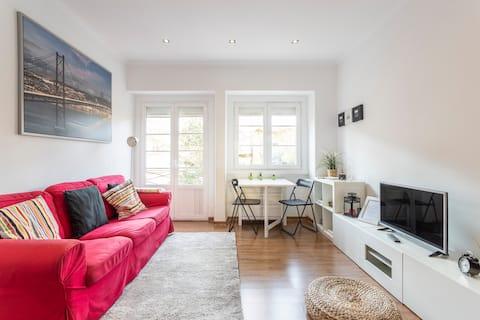 Charming apartament to feel Lisbon